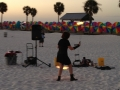 Fire Juggler Clearwater Beach Pier 60